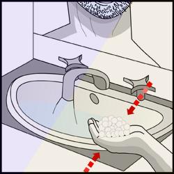 hoe-scheerschuim-aanbrengen