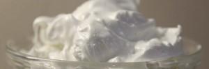 Hoe zelf scheerschuim maken?