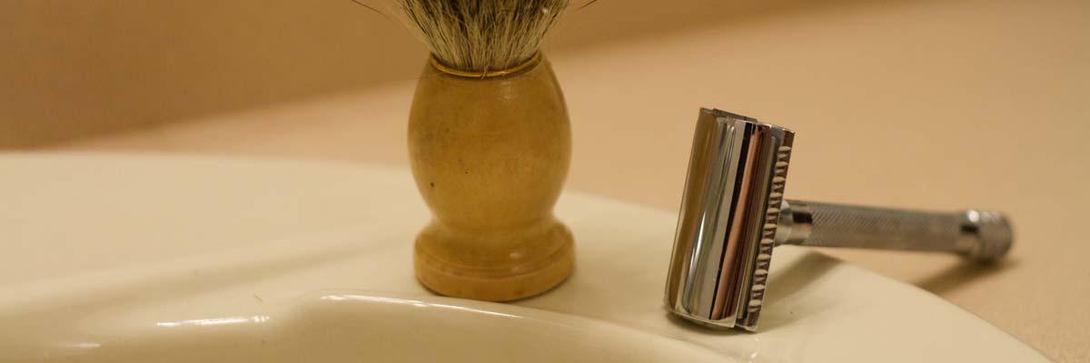 Hoe scheren met een safety razor / krabber
