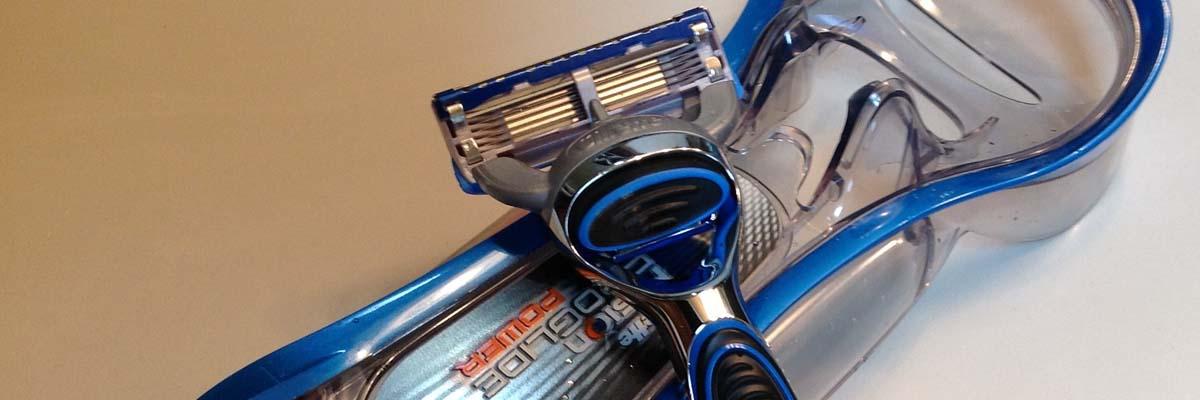 Gillette Fusion Proglide en Proglide Power review