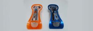 Verschil tussen Gillette Fusion en fusion proglide