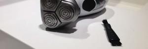Elektrisch scheerapparaat schoonmaken (roterend)