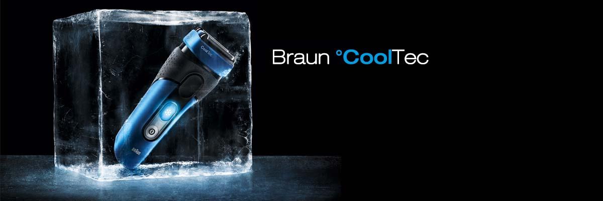Review: Braun CoolTec scheerapparaat
