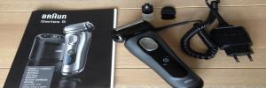 Braun Series 9 scheerapparaat review