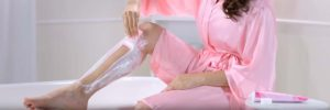 Hoe ontharingscrème gebruiken?