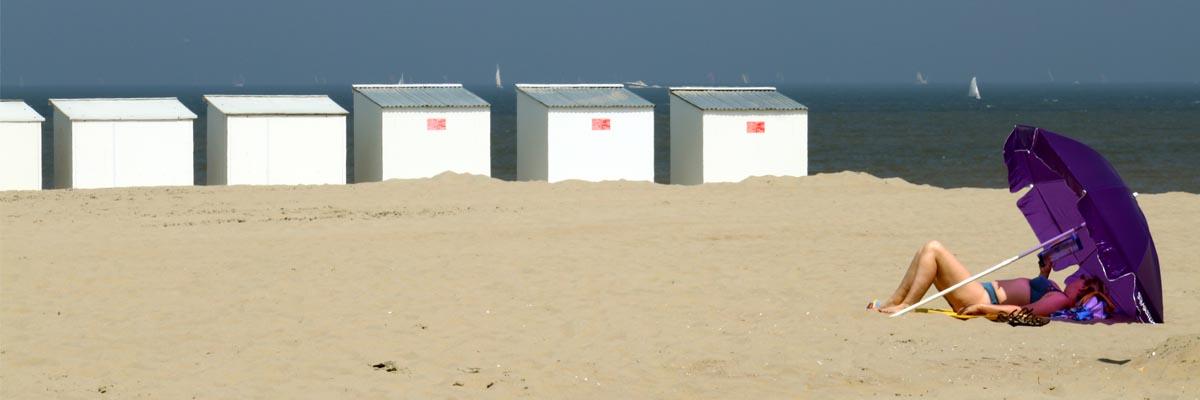 Door scheren meer kans op verbranding door de zon?