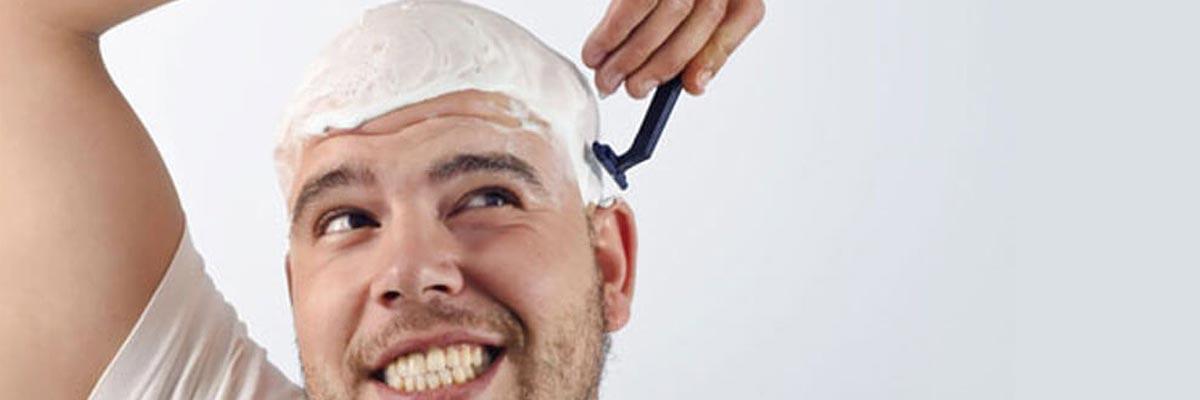 Welk scheermesje voor het scheren van je hoofd?