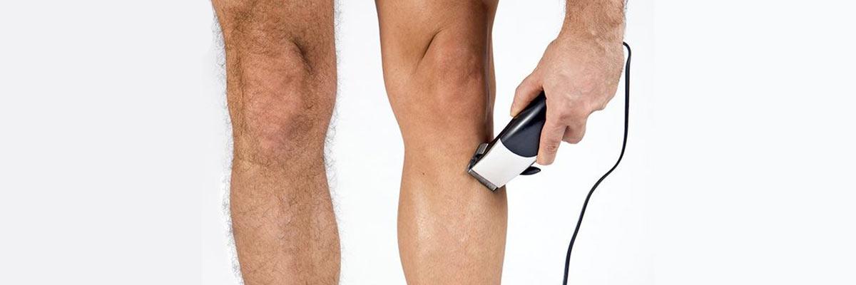 Hoe benen scheren met een scheerapparaat?