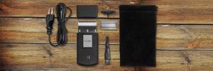 Stijlvol en compact scheerapparaat voor op reis: WAHL Travel Shaver review