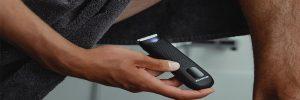 Met deze schaamhaar trimmer onthaar je snel en veilig je intieme delen